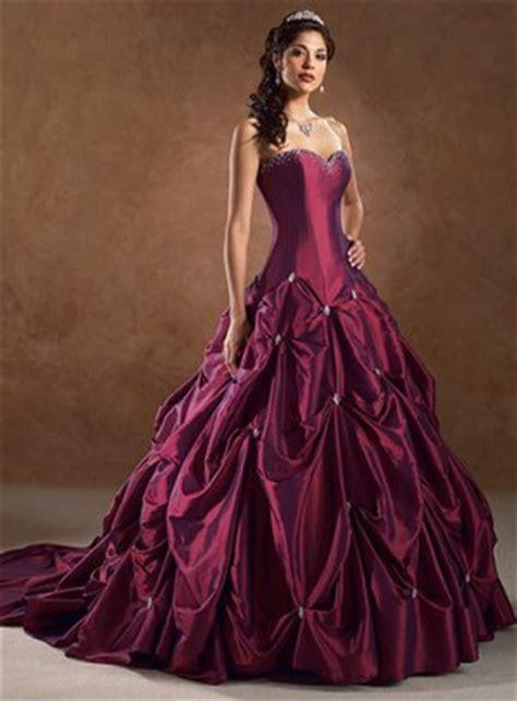 wedding dresses maroon colour colorful wedding gowns colorful wedding dresses