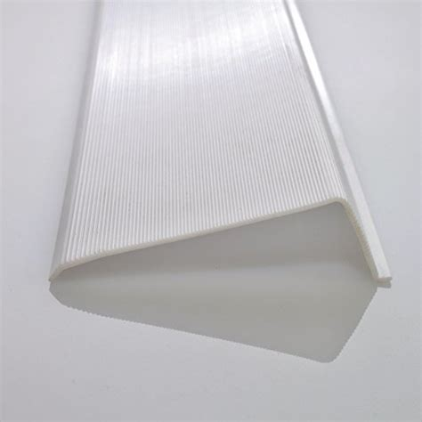 under cabinet light fixture replacement lens 21 quot inch under cabinet diffuser white ribbed replacement