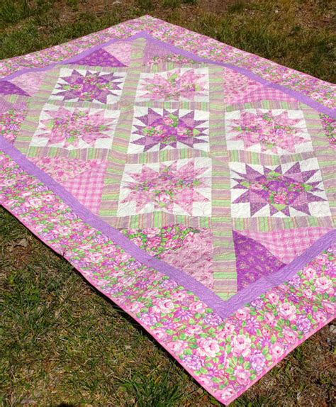 pink quilt pattern pink twin bed quilt floral quilt pink and purple girls bed