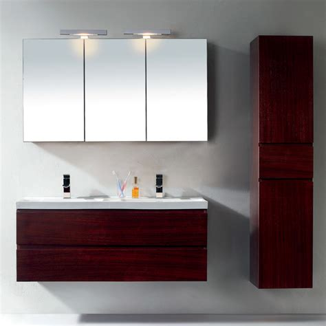 Bathroom Cabinet Light Mirror Design Ideas Excellent Bathroom Mirrored Cabinets With Lights Illuminated Mirror
