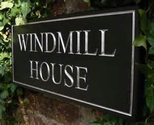 custom signs for home gallery house signs
