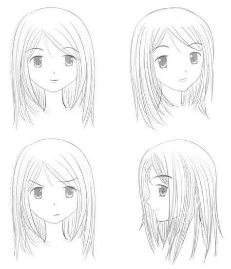 cara gambar sketsa wajah manusia bloggebu dot