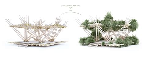 design concept bamboo penda unveils vision for bamboo city made from