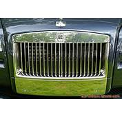 2014 Rolls Royce Ghost Grill Picture