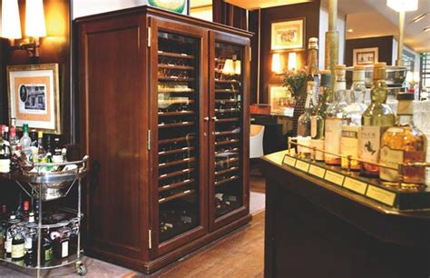 wine cooler furniture sosfund elite eurocave wine cooler sosfund