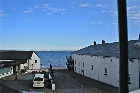 Bowmore Distillery Cottages by View Of Loch Indaal From The Cottage Picture Of Bowmore