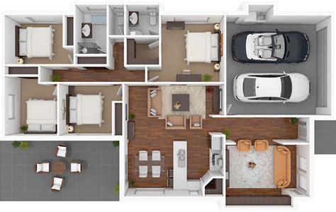 home design simple bedroom design rendering download d floor plans design portfolio mercy web solutions