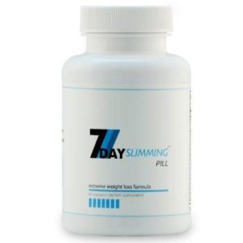 7 weight loss pill reviews of 7 day weight loss pill