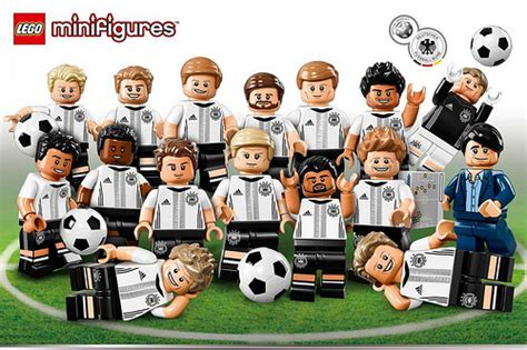 lego dfb german national football team minifigure series 71014 box breakdown the brick fan