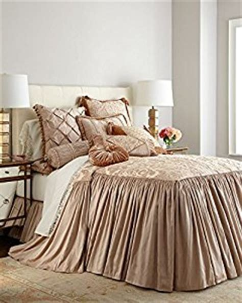 skirted coverlets com modern maiden queen skirted coverlet 60 quot x