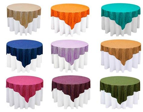 banquet table linens wholesale 48 silver sequin tablecloth wholesale wedding