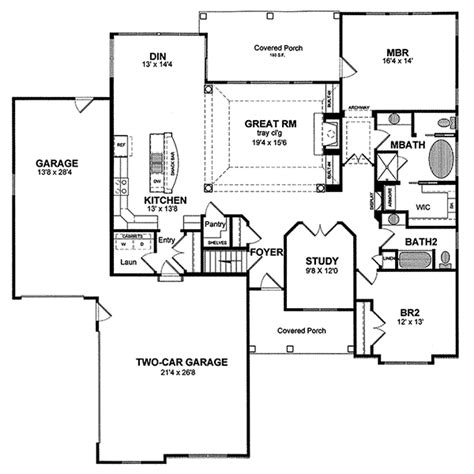 17 best images about empty nesters house plans and ideas sherwood mill country home plan 034d 0031 house plans