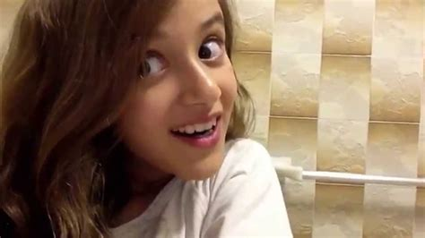 11 years old that has highlights at the bottom of their hair seven super girls kaylen 11 years old youtube