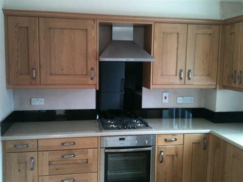 Kitchen Glass Upstands by Kitchen Installations 100 Feedback Kitchen Fitter In