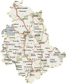 Umbria Italy Map by Map Of Umbria Map Pictures To Pin On Pinterest