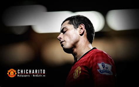 redcafenet the leading manchester united forum share the redcafe vn wallpapers chicharito by jesuchat on deviantart
