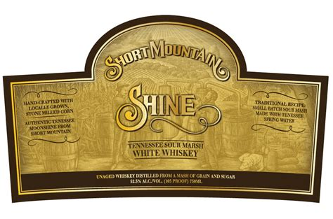 printable moonshine label steven noble illustrations