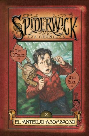 libro el superzorro fantastic las cr 243 nicas de spiderwick atr 233 vete a entrar a la magia literatura fant 225 stica