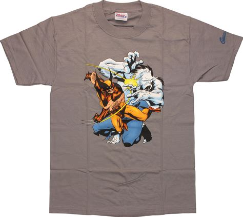 Tshirt X The Wolverine Roffico Cloth wolverine punch t shirt
