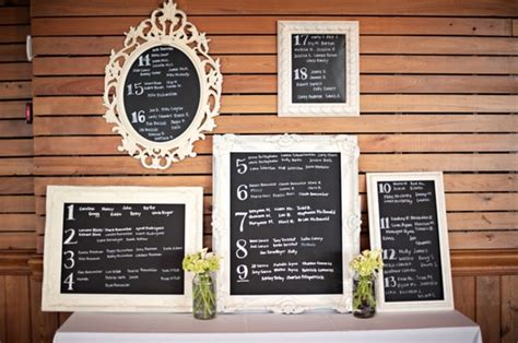 diy chalkboard table seating chart chalkboard seating chart more ideas at blovelyevents