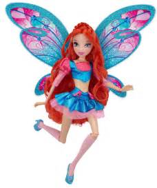 Go from girl to fairy with bloom s removable sparkly wings view