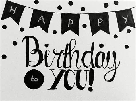 25  Best Ideas about Happy Birthday Font on Pinterest