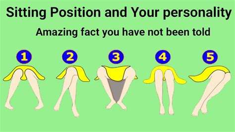 what does your sitting position talk about your personality what does your sitting position talk about your personality