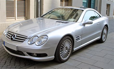 55 amg mercedes file mercedes sl 55 amg front jpg wikimedia commons