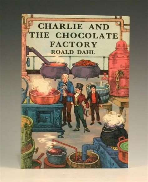 the chocolate factory pictures from the book and the chocolate factory childrens books i