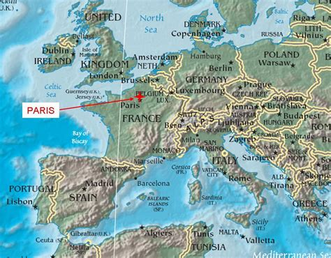 france map of france france map jpeg paris eiffel tower map of france paris france pinterest map of france