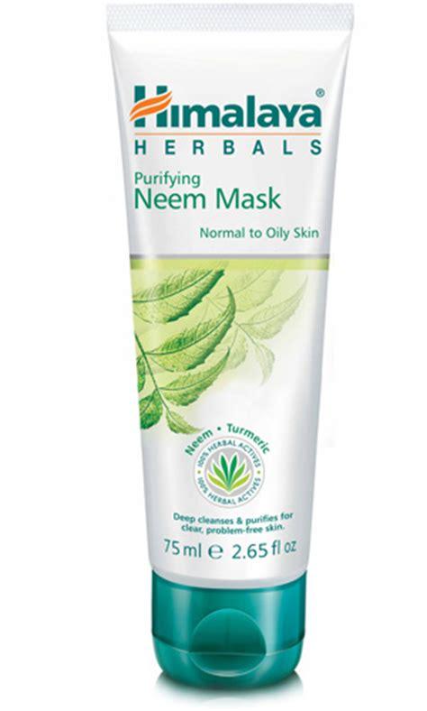 Masker Himalaya Herbal himalaya herbals purifying neem mask