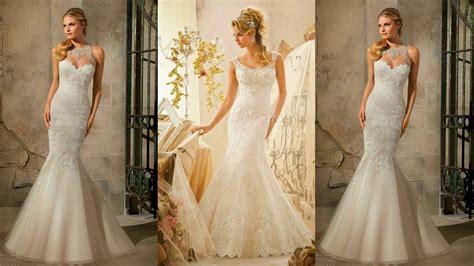 imagenes de vestidos de novia los mejores novias 2016 los mejores vestidos para novia 2016 youtube