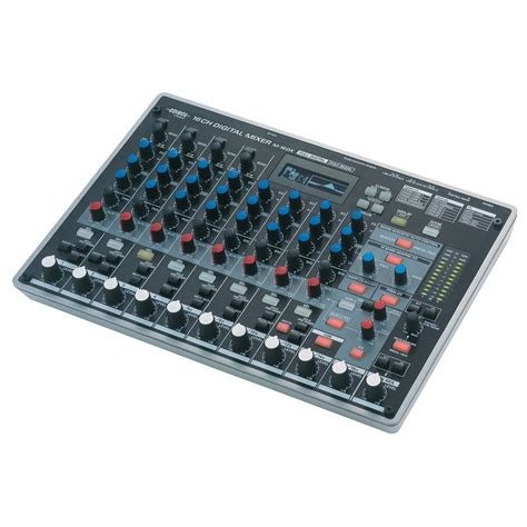 Mixer Audio Digital edirol m 16dx digital audio mixer interface usb
