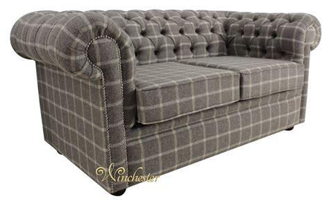 arnold sofas and beds chesterfield arnold wool 2 seater sofa settee reflection