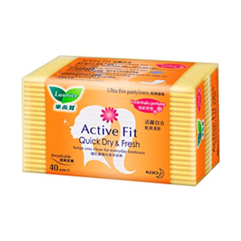 Laurier Active Day Maxi Wing 8s Laurier Cleanfresh Non kao malaysia laurier pantyliner activefit fresh fruity perfume 40s