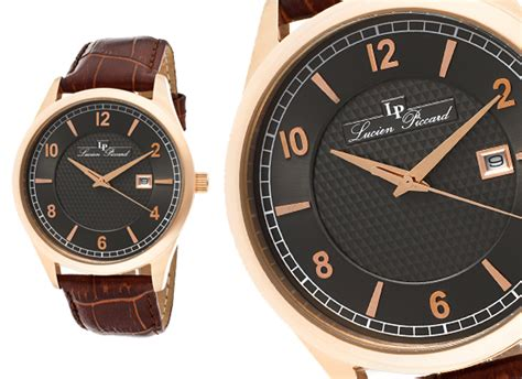 Sevenfriday Sf057 Brown List Rosegold lucien piccard s and s watches