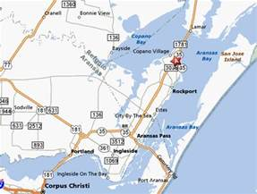 where is rockport on a map bergan et al inc location
