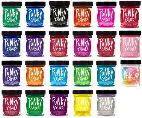 jerome punky color jerome punky color reviews in hair colour
