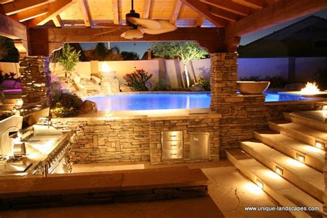 Kitchen Islands Ideas With Seating by Outdoor Kitchens Amp Bbq Photo Gallery