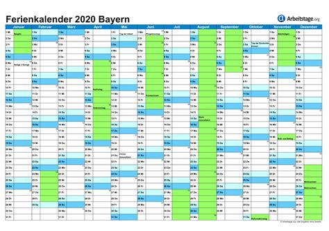 Kalender 2021 Bayern Ferien In Bayern By 2018 2019 Ferienkalender