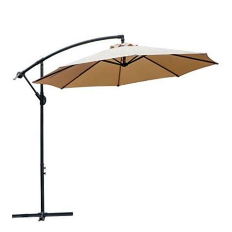 Top 10 Best Offset Patio Umbrellas in 2018