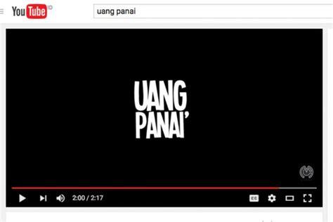 video film uang panai makassar merdeka com ini trailer uang panai tonton di
