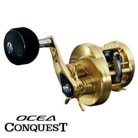 Reel Shimano Ocea Calcuta 200hg And 201hg fishingbuddy sg shimano ocea conquest