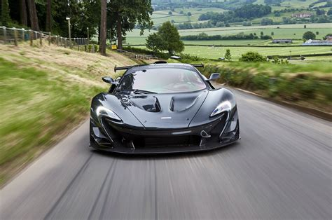 fastest mclaren mclaren p1 lm sets fastest time for road legal car at