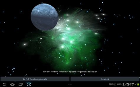 wallpaper 3d galaxy 3d galaxy live wallpaper full android apps on google play