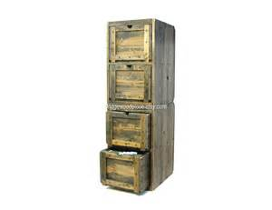 file cabinet 4 drawer solid wood office filing by