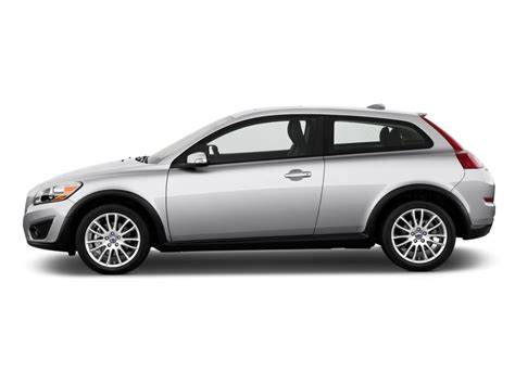 Car Side L by Image 2011 Volvo C30 2 Door Coupe Auto Side Exterior View