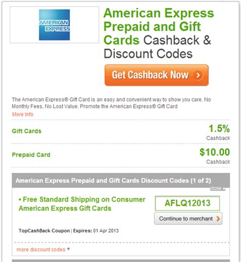 Cashback Buying Gift Cards - more cash back for amex gift cards frequent miler