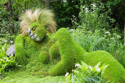 wonderful gardens 17 weird and wonderful gardens from rhs chelsea the