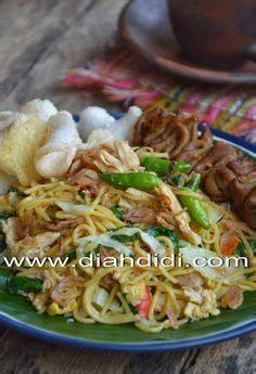 cara membuat mie ayam rumahan dapur zahira 100 indonesian recipes on pinterest indonesian food